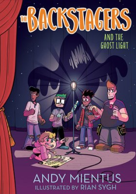 backstagers cover